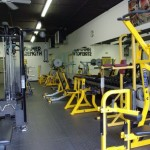 Ideal Body Personal Training Studio Interior